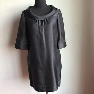 J. Crew sz 2 cute 100% silk tunic dress